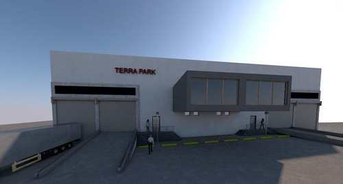 Imagen 1 de 3 de Bodega Industrial En Renta Terra Park Santa Catarina