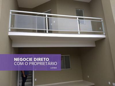 Casa Duplex 3 Quartos À Venda Em Araruama Perto Da Lagoa - Ca0038