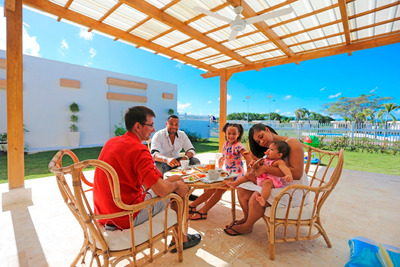 Villa Moderna De 3 Dormitorios En Sosua Ocean Village