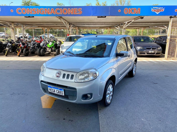 Fiat Uno 1.4 Attractive Top 2012 - 1ra Mano - Impecable!!!