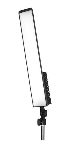 Imagen 1 de 6 de Iluminador Dexel Panel Led 40w Bi-color Con Tripode