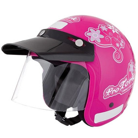 Capacete Liberty Compact For Girls Rosa
