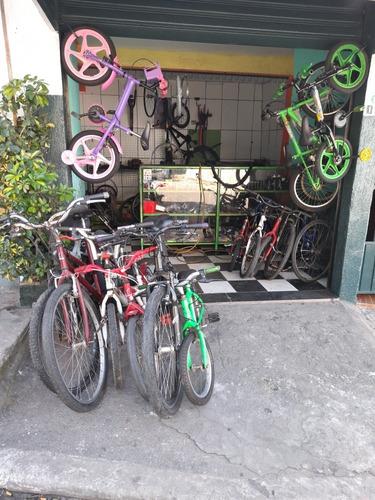 Bicicletaria Otimo Local Motivo Viagem