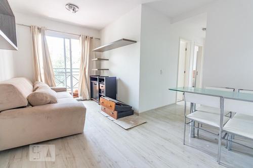Imagem 1 de 15 de Apartamento Para Aluguel - Jardim Éster Yolanda, 3 Quartos,  64 - 893016528