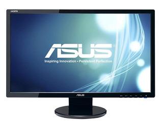 Monitor Led Retroiluminado Dvi Vga De 19.5hd 1600x900 De A