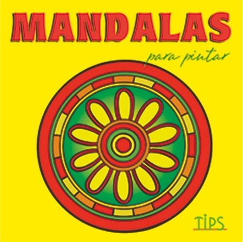 Mini Mandalas Amarillo- Tips