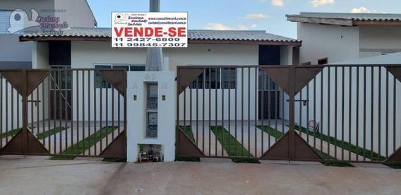 Casa Para Venda Em Atibaia, Jardim São Felipe, 2 Dormitórios, 1 Banheiro, 2 Vagas - Ca00518