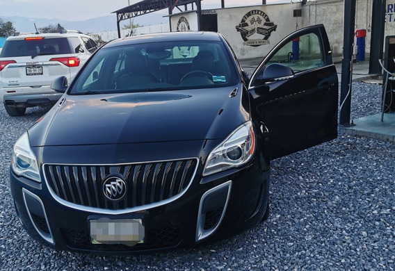 Buick Regal 2.0 Gs At 2016