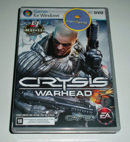 Crysis Warhead ¦ Jogo Pc Original Lacrado ¦ Mídia Física