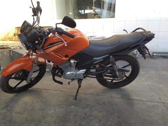 Yamaha Ybr 125cc Factor Ed