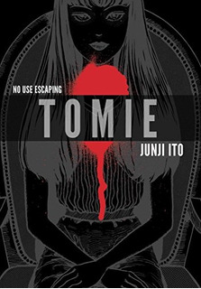 Book : Tomie: Complete Deluxe Edition - Junji Ito
