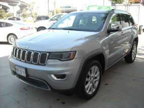 Grand Cherokee 2017 Factura Original Impecable*****