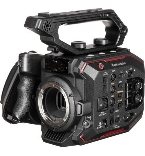 Panasonic Au Eva1 Compact 5.7k Super 35mm Cinema Sem Juros