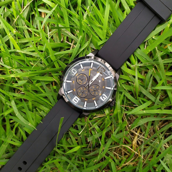 Relógio Masculino Technos 6p79bn C/ Nf Original