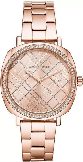 Michael Kors Reloj Original Para Dama Mk Mujer Vanité