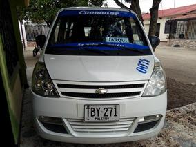 Camioneta Chevrolet Vans