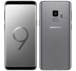 Samsung Galaxy S9 G960fd 64gb Gris 5,8 Super Amoled An-9864