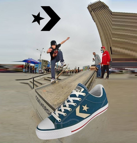 Zapatillas Converse Star Player Ox Castlerok Oferta
