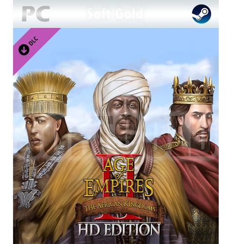 Imagen 1 de 6 de Age Of Empires 2 Ii 2013 The African Kingdoms | Pc | Steam