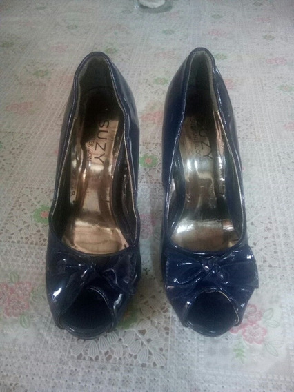 Hermosos Zapatos De Charol