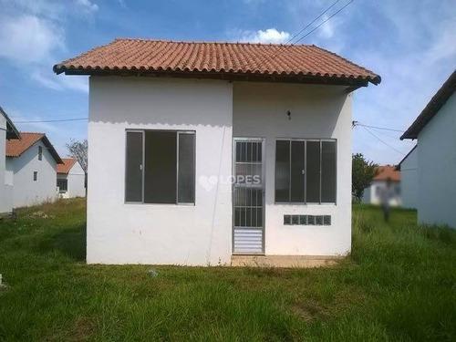 Imagem 1 de 5 de Casa Com 2 Dormitórios À Venda, 59 M² Por R$ 123.050,00 - Centro (pachecos) - Itaboraí/rj - Ca17708