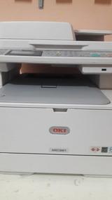 Impressora Laser Multifuncional Oki Mfc 361