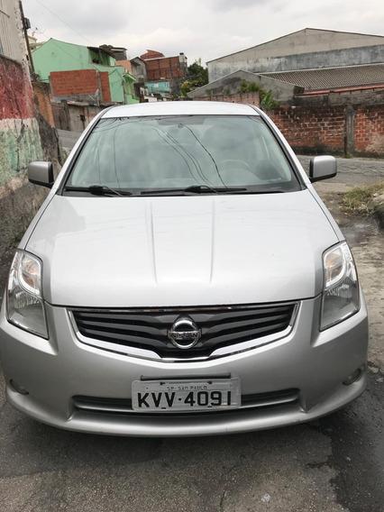 Nissan Sentra S 2.0 16v Flex Aut 2010