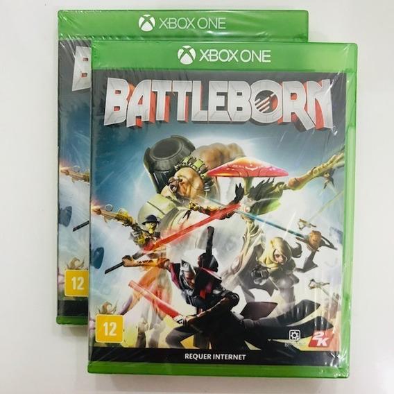 Jogo Xbox One Battleborn Midia Fisica Jogo Online Re-lacrado