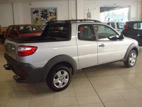 Fiat Strada Working 1.4 8v Doble Cabina Anticipo Y Cuotas