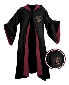 Capa Bordada Grifinória Harry Potter Cosplay Fantasia