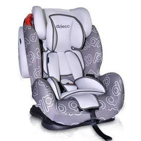 Cadeira Para Auto Dzieco Tazy Cinza Para Crianças De 9 A 36k
