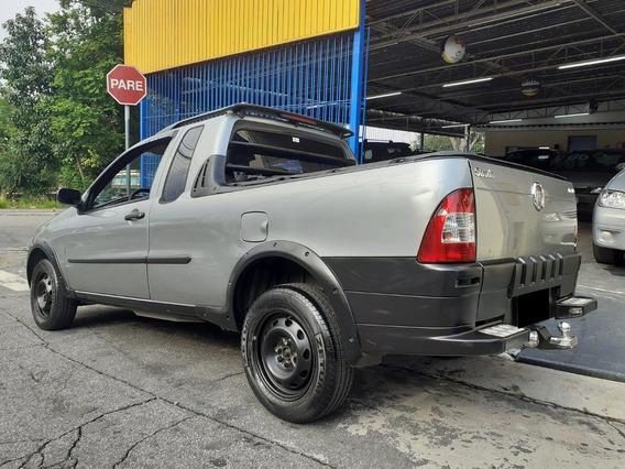Fiat Strada 1.4 Ce 2010 Flex - Completa