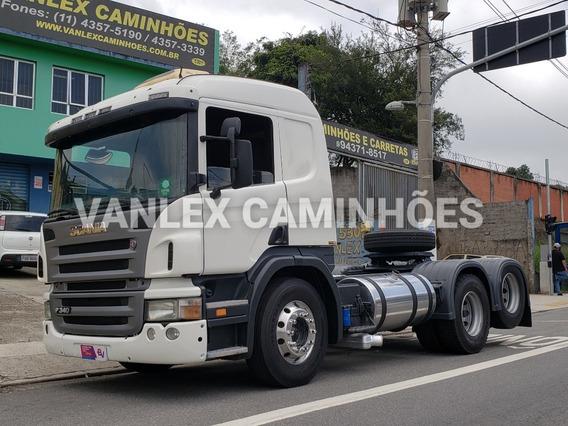 Scania P340 6x2 P 340 Trucada Pgr Ñ 25390 P360 G380 G420