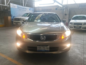 Honda Accord 2.4 Ex Sedan L4 Piel Abs Cd Mt