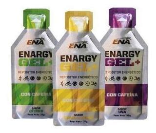 Gel Ena Enargy Cafeina Repositor Energetico 32 Gms - Racer
