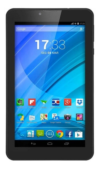 Tablet Multilaser M7 3g Plus 16gb Faz E Recebe Chamadas