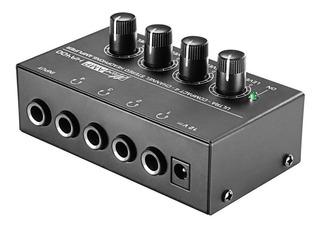 Amplificador De Auriculares Ha-400