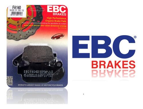 Pastillas Freno Ebc Brakes Zontes R 310