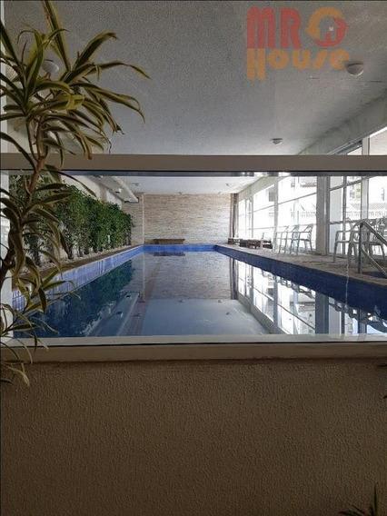 Apartamento Residencial À Venda, Alto Do Ipiranga, São Paulo. - Ap0468