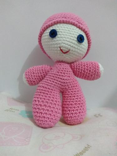 Muñeco YoYo Osito Amigurumi | Bonecas de crochê, Boneca de crochet ... | 500x375