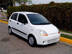Chevrolet Matiz Lt De Lujo Como Nuevo