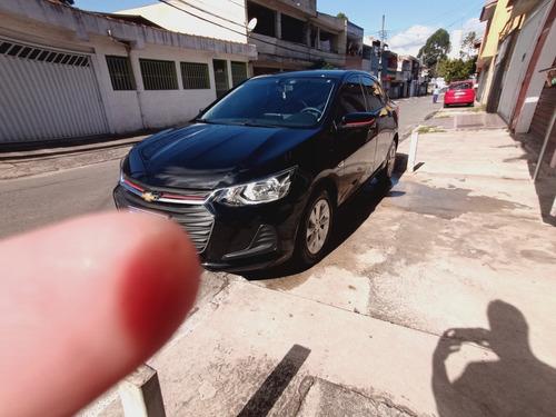 Imagem 1 de 13 de Chevrolet Onix Plus 2021 1.0 Lt Turbo 4p