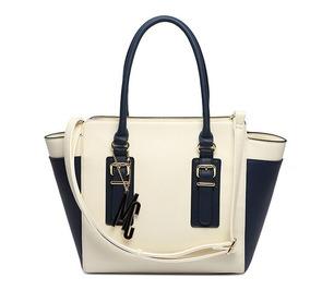Bolsa Tote Bag Macadâmia Moda Feminina Grande Moderna Luxo