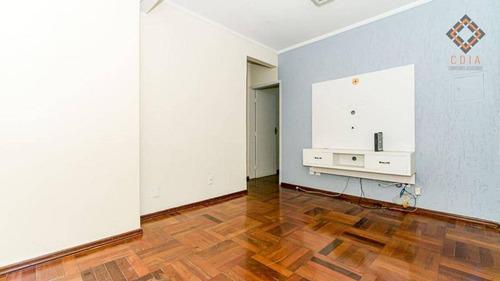 Apartamento Com 2 Dormitórios À Venda, 61 M² Por R$ 479.000 - Pinheiros - São Paulo/sp - Ap51926