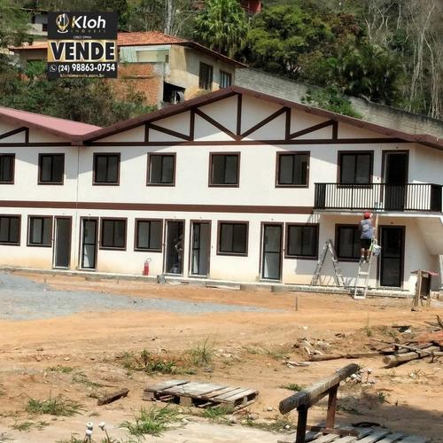 Imagem 1 de 6 de Correas Village ! Apto De 2 Qts - Lagos De Itaipava - 2944373063444