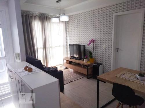 Apartamento À Venda - Tatuapé, 1 Quarto,  45 - S893126433