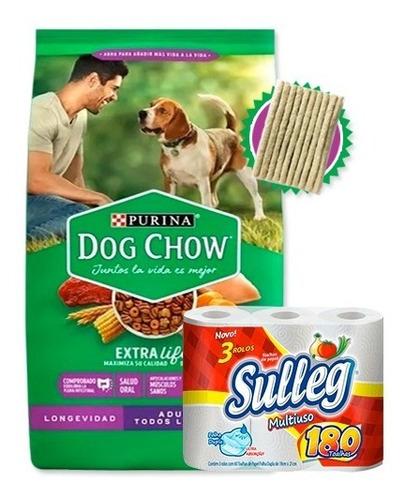 Dog Chow Adulto Mayor 21 Kgs + Regalos Y Envío Gratis*