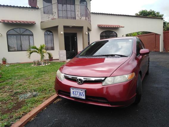 Urge Vender !!!! Se Vende Honda Civic Mod 2006 Con Extras