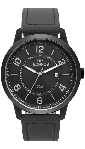 Relógio Technos Masculino Steel 2115msr/2p Original Nf
