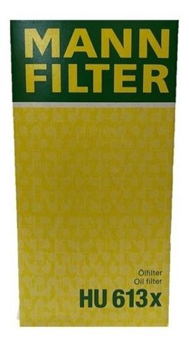 Filtro Aceite Hu 613x  (mann Filter)